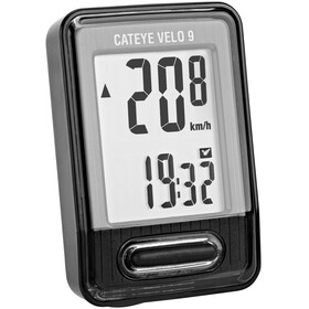 CatEye Velo 9 CC-VL820 Cycle Computer black
